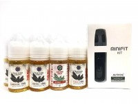 Trade Winds Tobacco Salt Collection + Minifit Kit