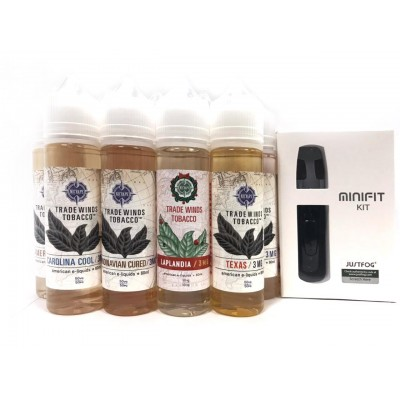 Trade Winds Tobacco Collection + Minifit Kit