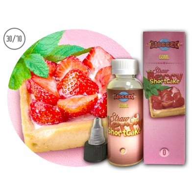 Squeeze Strawberry Shortcake