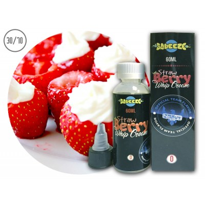 Squeeze Strawberry Whipcream